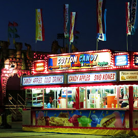 by Robin Boring - City,  Street & Park  Amusement Parks