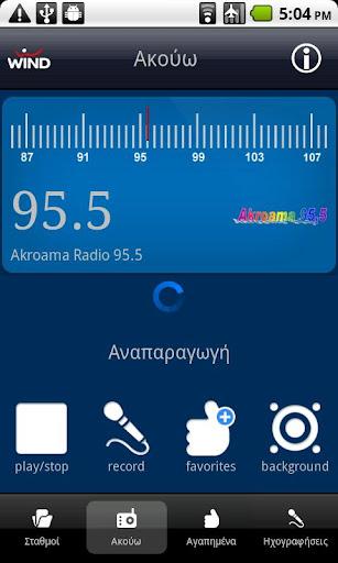 Wind Radios