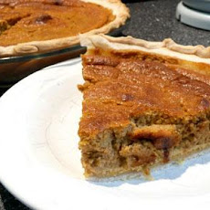Orange Liqueur Pumpkin Pie