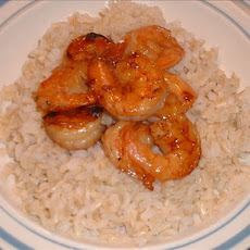 Sweet-N-Spicy Marinated Shrimp