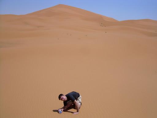 Nie ma wody na pustyni
