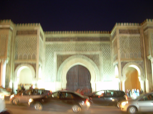 Meknes - bramy do centrum