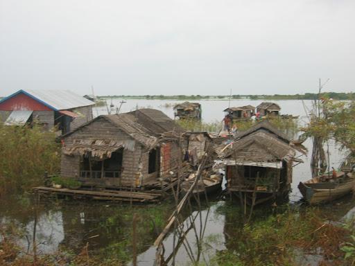 Widoki z Kambodży
