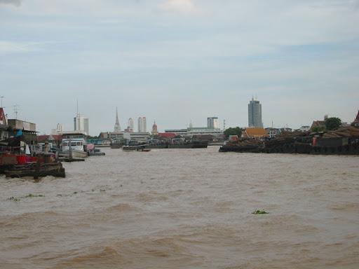 Kanały Bangkoku