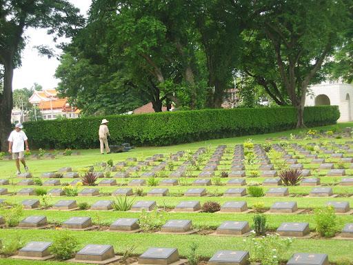 Cmentarz poległych aliantów