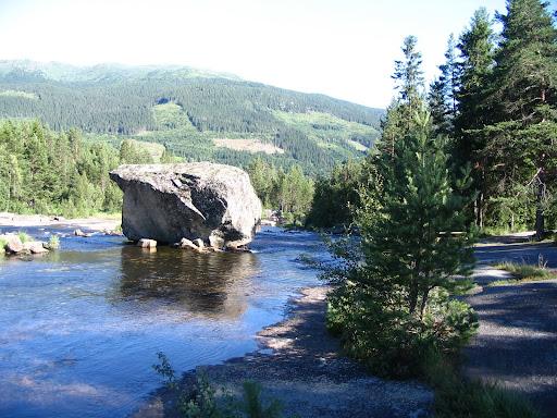 Norwegia - widok jakich tysiące