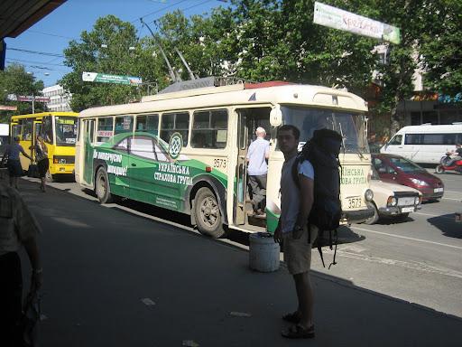 Trolejbusy w Symferopolu