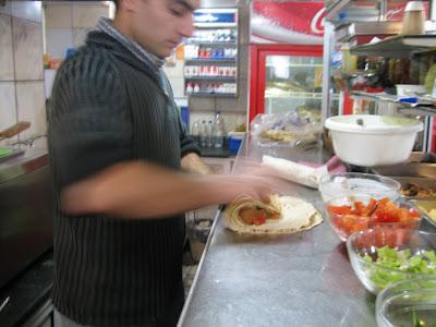 W królestwie falafeli