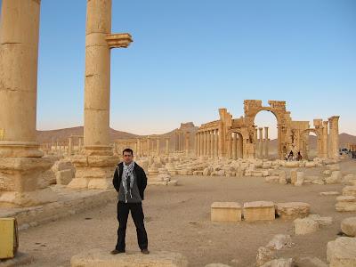 Palmyra o poranku