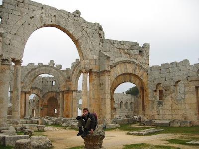 Marcin w San Simon