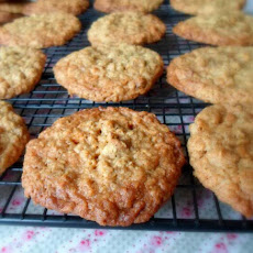 *Butterscotch Oatmeal Cookies*