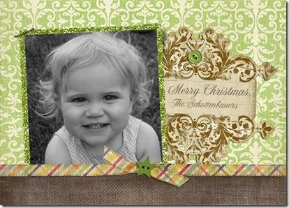 christmascardgreenglitterfr