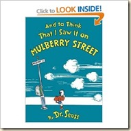 mulberry street book