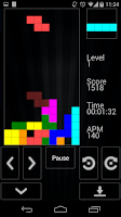 Screenshot of Blockinger XV: Block Game