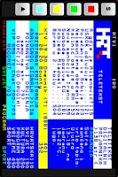 Screenshot of HRT Teletext