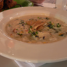 Creamy Cod Vegetable Soup
