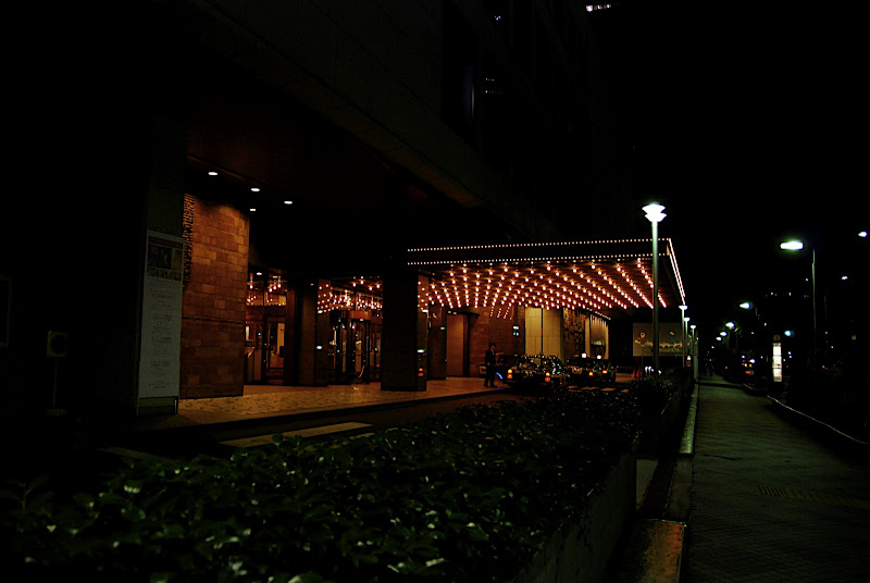 Keio Plazy Hotel entrance 01
