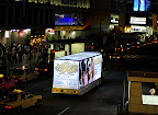 Could anything weirder roll in front of Shinjuku station??