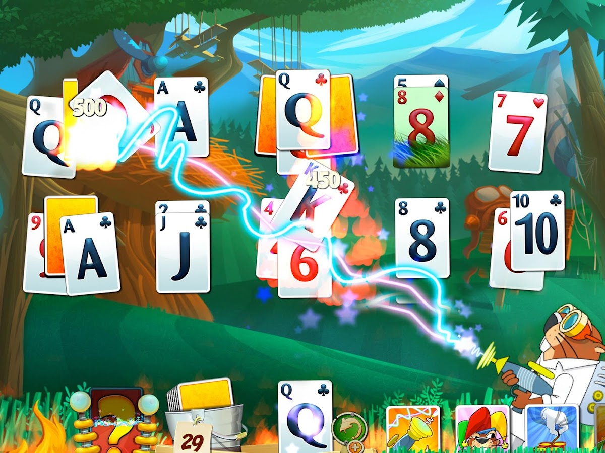 Fairway Solitaire Blast Screenshot 8