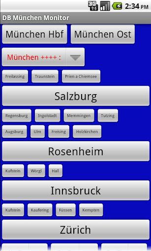 DB München Monitor