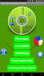 Pinoy Radyo - screenshot