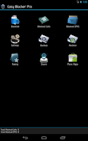 Screenshot of Call and SMS Easy Blocker Pro