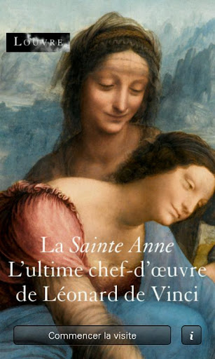 La Sainte Anne l'ultime chef-