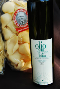 Imported Italian Food - Olive Oil & Pasta