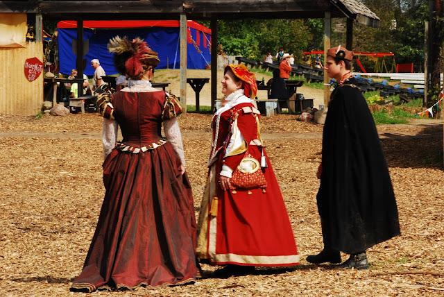 Renaissance Festival Costumes