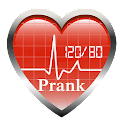 Finger Blood Pressure Prank APK for Bluestacks