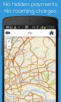 Screenshot of London Travel