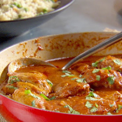 Indian-Spiced Chicken