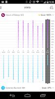 Screenshot of iFit Track