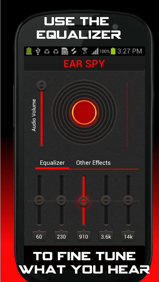 Ear Spy Pro Screenshot 2