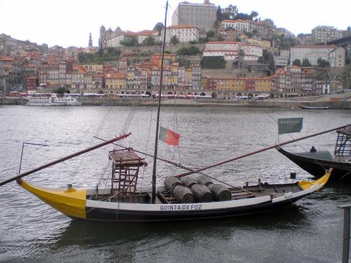 Barco rabelo