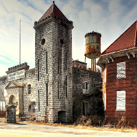 The Old Taylor Distillery by Kevin Turner - Buildings & Architecture Other Exteriors