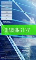 Screenshot of Solar Battery Charger