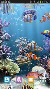 App The real aquarium - HD APK for Windows Phone
