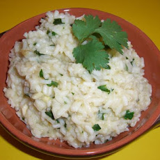 Cafe Rio Cilantro Lime Rice