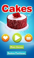 Screenshot of Cake Mania - Free Cooking Game