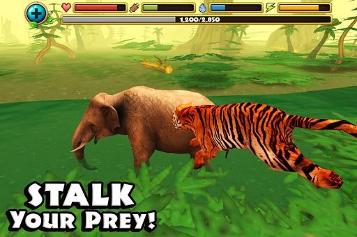 Tiger Simulator - screenshot