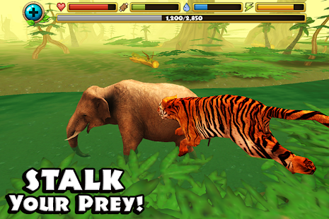 Tiger Simulator Cheats unlim gold