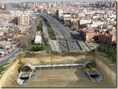 obra publica 28a bay pas tunnel