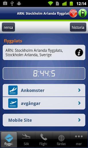 Stockholm Arlanda Flygplats