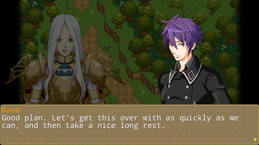 RPG Knight of the Earthends Screenshot 3