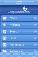 Screenshot of Georgia State University
