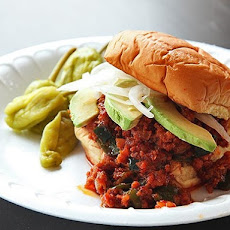 Sloppy Chori-Joes (Chorizo Sloppy Joes)