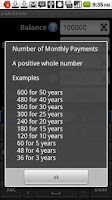 Screenshot of LoanSolver