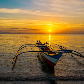 Quiet by Karen Lee - Transportation Boats