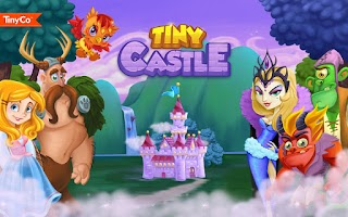Screenshot of Tiny Castle